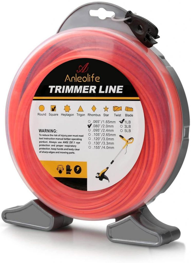 anleolife trimmer line is one of the best on the market.