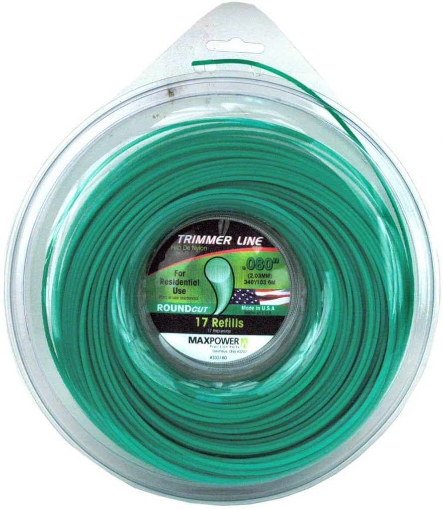 maxpower .080 trimmer line one of the best and most durable on the market